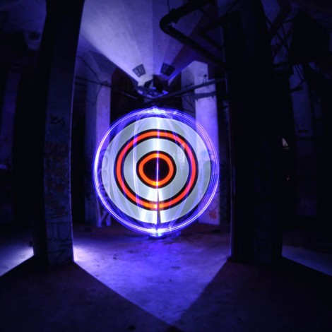 Light Painting Stop Motion